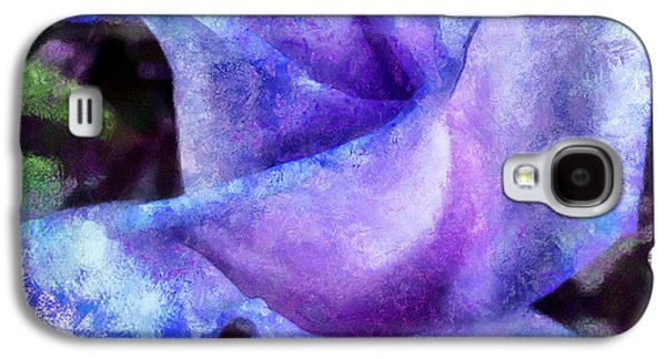 A Magical Garden Galaxy S4 Case by Krissy Katsimbras