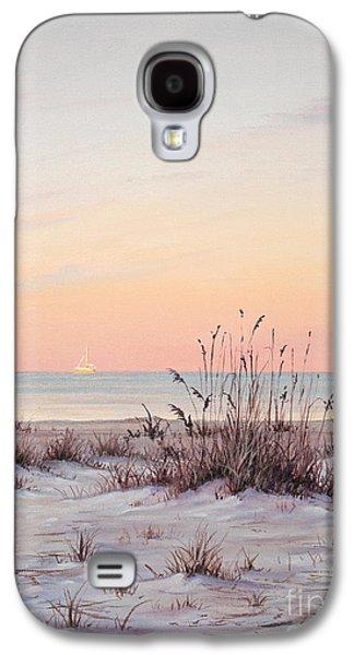 A Morning Stroll Galaxy S4 Case by Joe Mandrick