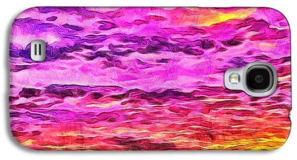 A New Dawn Galaxy S4 Case by Krissy Katsimbras
