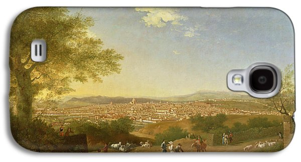 A Panoramic View Of Florence From Bellosguardo Galaxy S4 Case by Thomas Patch