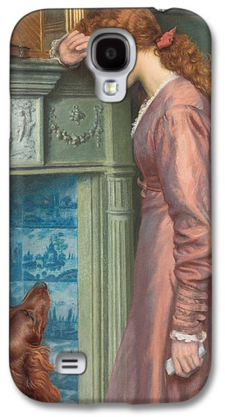 A Passing Cloud Galaxy S4 Case by Arthur Hughes