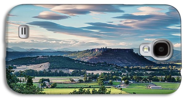 A Peaceful Land Galaxy S4 Case