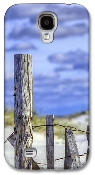 A Posting From Panama City Beach Galaxy S4 Case