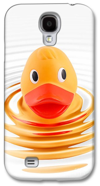 A Quick Dip Galaxy S4 Case by Martin Williams