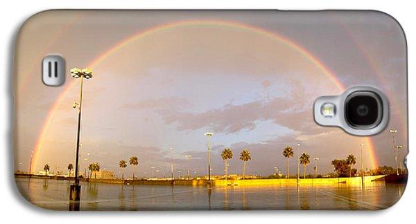 A Rainbow In My World Galaxy S4 Case