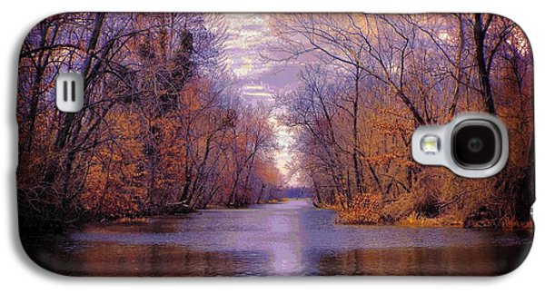 A Reelfoot Bayou Galaxy S4 Case by Julie Dant