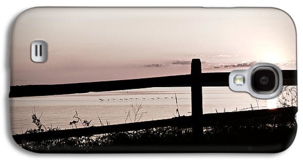 A River Scene Galaxy S4 Case