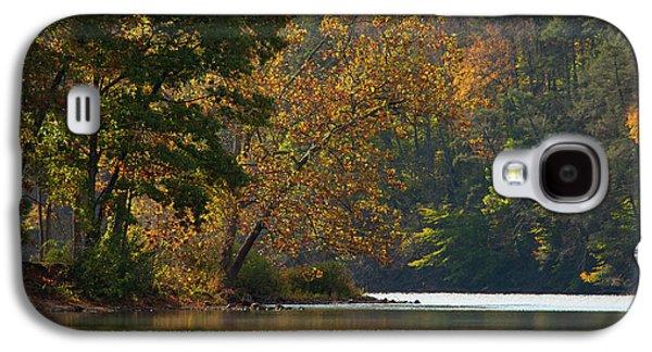 A Seasons View Galaxy S4 Case by Karol Livote