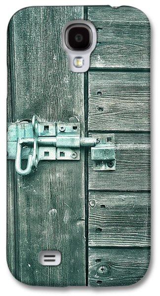 A Shed Door Galaxy S4 Case