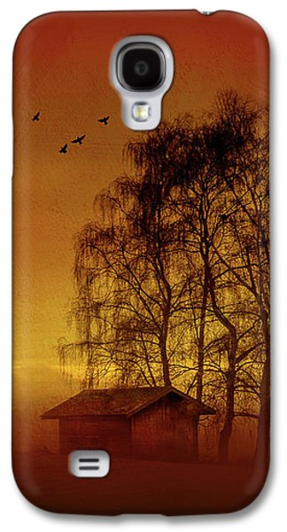 A Slice Of Country Galaxy S4 Case