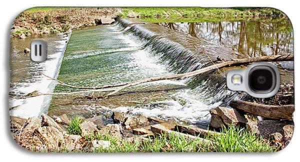 A Small Dam On Buck Creek Galaxy S4 Case