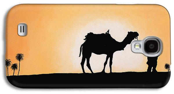 Camel Galaxy S4 Case - A Spasso Col Cammello by Guido Borelli