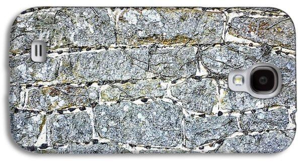 A Stone Wall Galaxy S4 Case by Tom Gowanlock