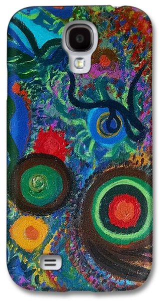 A Story Galaxy S4 Case