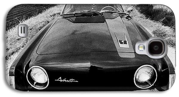 A Studebaker Avanti Galaxy S4 Case by Underwood Archives