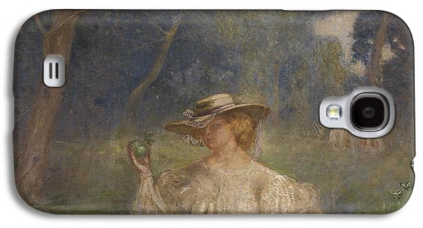 A Summer Afternoon The Green Apple  Galaxy S4 Case