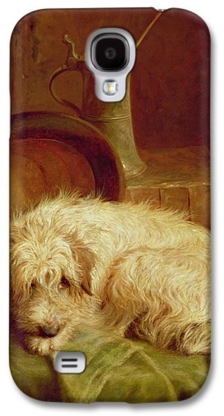 A Terrier Galaxy S4 Case by John Fitz Marshall