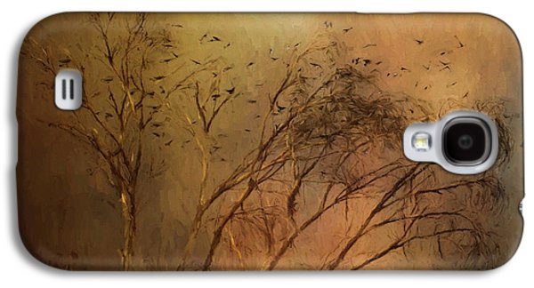 A Touch Of Autumn Galaxy S4 Case