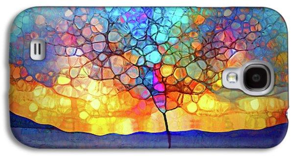 A Tree For A New Season Galaxy S4 Case by Tara Turner