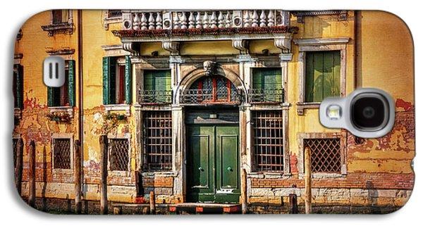 A Venetian Door  Galaxy S4 Case