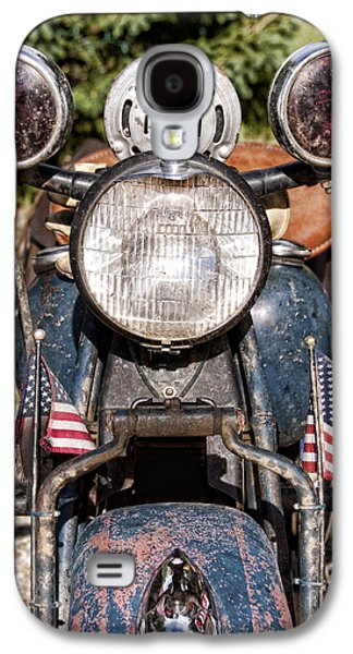 A Very Old Indian Harley-davidson Galaxy S4 Case by James BO  Insogna