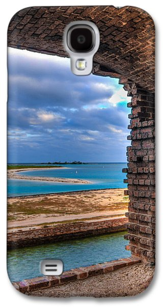 A View From Fort Jefferson - 2 Galaxy S4 Case by Andres Leon