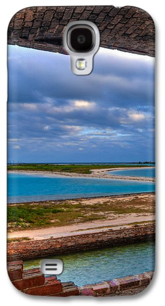 A View From Fort Jefferson Galaxy S4 Case