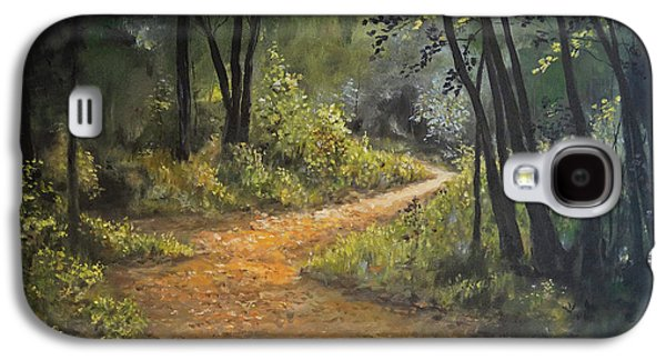A Walk In The Woods Galaxy S4 Case