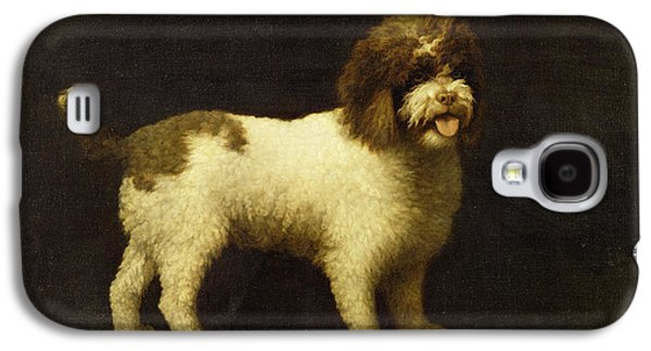 A Water Spaniel Galaxy S4 Case by George Stubbs