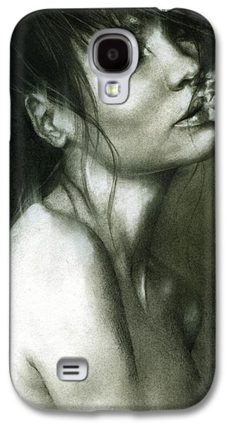A Whisper Galaxy S4 Case by Patricia Ariel