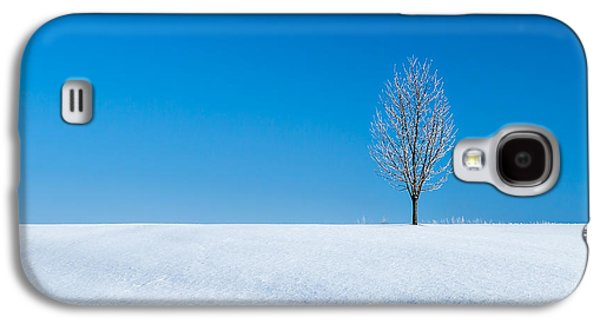 A Winter's Landmark Galaxy S4 Case by Todd Klassy