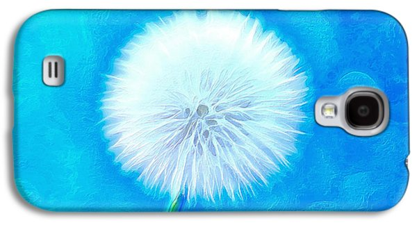 A Wish For You Galaxy S4 Case by Krissy Katsimbras