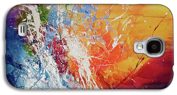 a wonderful journey through the present II Galaxy S4 Case