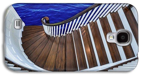 Abandon Ship Galaxy S4 Case by Paul Wear