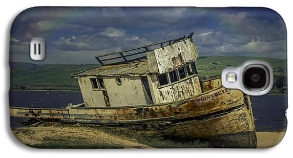 Abandonded Old Boat Galaxy S4 Case by Garry Gay