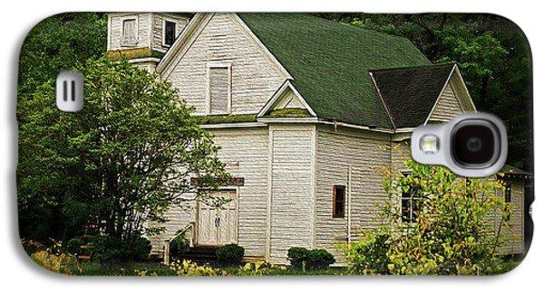 Galaxy S4 Case - Abandoned Church - Louisiana by M Thomas Jackson