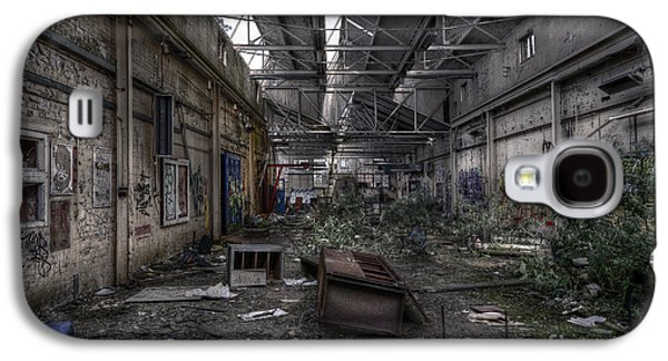 Abandoned Place Galaxy S4 Case by Svetlana Sewell