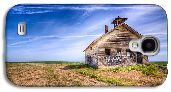 Abandoned School House Galaxy S4 Case