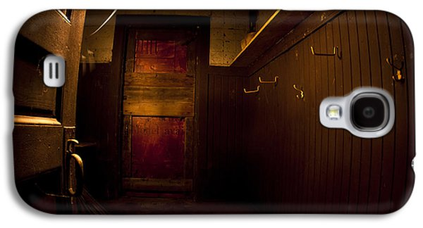 Creepy Photographs Galaxy S4 Cases - Abandoned Schoolhouse Galaxy S4 Case by Cale Best