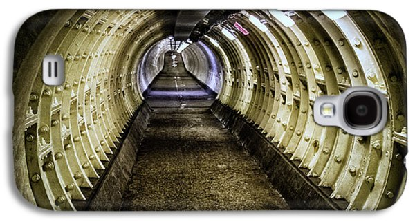 Abandoned Tunnel Galaxy S4 Case by Martin Newman