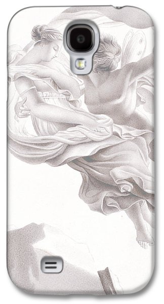 Abduction Of Psyche Galaxy S4 Case by Therese Macdonale