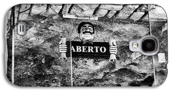 Aberto Galaxy S4 Case by Marco Sadio