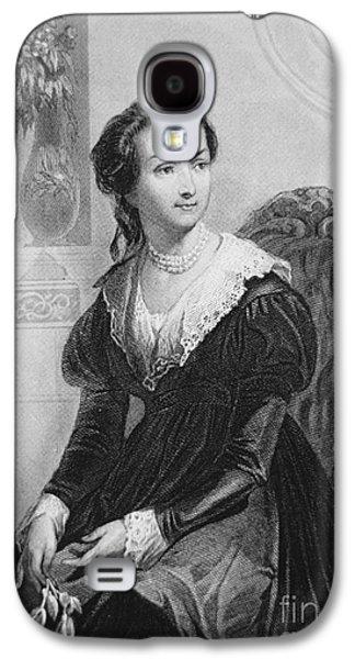 Abigail Smith Adams Galaxy S4 Case