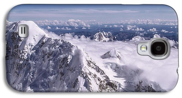 Mount Rushmore Galaxy S4 Case - Above Denali by Chad Dutson