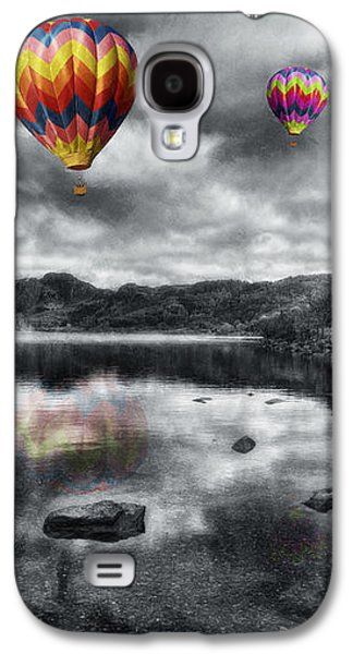 Above The Lake Galaxy S4 Case
