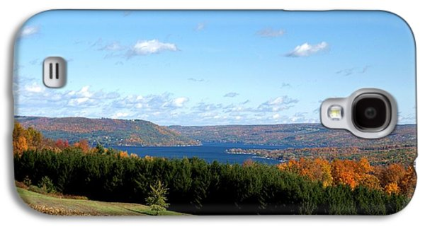 Keuka Galaxy S4 Cases - Above the Vines Galaxy S4 Case by Joshua House