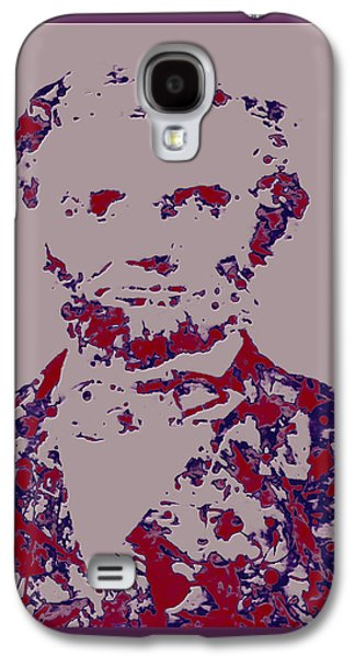 Abraham Lincoln 4c Galaxy S4 Case