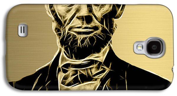 Abraham Lincoln Collection Galaxy S4 Case