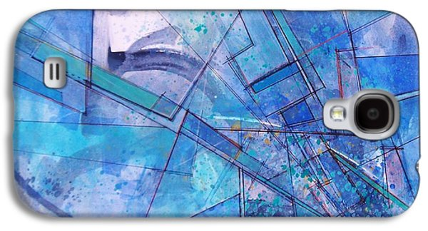 Abstract # 246 Galaxy S4 Case