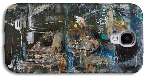 Abstract #101414 - Fendi Galaxy S4 Case